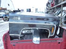 1973 1974 1975 1976 1977 1978 1979 1980 1981 1982 1983 1984 1985 1986 1987 GMC Chevrolet front clip.  Good overall condition, some dings on hood, scratches & scuffs in paint.  Inventory #11434.
