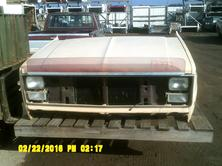 1981 1982 1983 1984 1985 1986 1987 CHEVROLET FRONT CLIP. EXCELLENT CONDITION. INVENTORY #12772