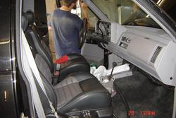 Southern-Truck restores GMC, Chevrolet, GM, Chevy truck interiors.