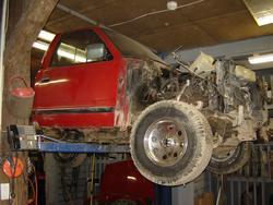 Southern-Truck restores GMC, Chevrolet, GM, Chevy pick up trucks.