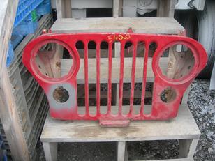 Jeep Cj Grille
