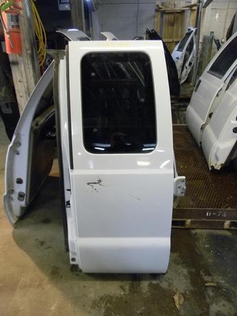 2008 2009 2010 2011 2012 2013 2014 2015 2016 FORD SUPER DUTY DRIVERS REAR EXTENDED CAB DOOR. GOOD CONDITION- SOME LIGHT INDENTS RUST FREE #14243