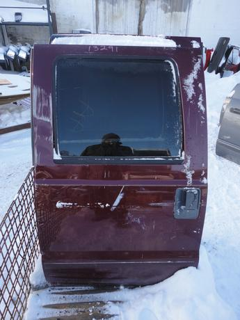 08-15 FORD SUPER DUTY CREW CAB DOOR. GOOD CONDITION, MISSING INSIDE PANEL. #13291