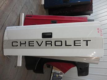 on 1991 Chevy S10 Blazer