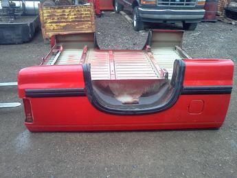 Dodge Dakota on 1993 Dodge Dakota Tailgate