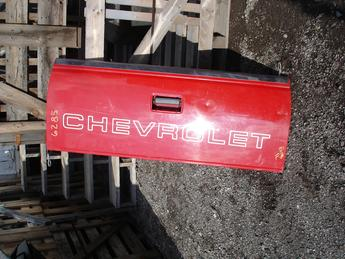 Chevy Stepside Tailgate Complete on 1997 Dodge Stepside