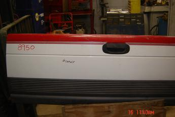 Dodge Tailgate on 1996 Dodge Dakota