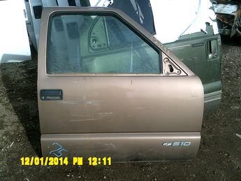 S10 Door Panel 1994 1995 1996 1997 1998 1999 2000 2001 2002 2003 2004 Chevrolet S10 Manual Complete Door