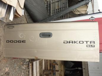 Dodge Dakota Tailgate on 2002 Dodge Dakota Truck Tailgates