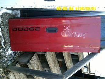 Dodge Dakota Tailgate