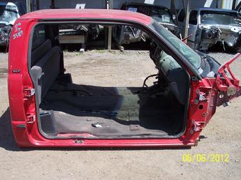Dodge Quad Cab Shell on 1993 Dodge Dakota 4x4