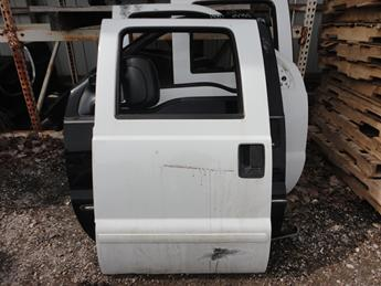 1999 2000 2001 2002 2003 2004 2005 2006 2007 FORD SUPER DUTY DRIVERS REAR CREW CAB DOOR. GOOD CONDITION- SCUFFS AND SCRATCHES. POWER WINDOW, RUST FREE. #13750