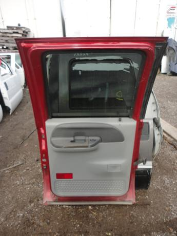 1999 2000 2001 2002 2003 2004 2005 2006 2007 FORD SUPER DUTY CREW CAB DOORS
