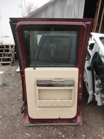 2008 2009 2010 2011 2012 2013 2014 2015 FORD SUPER DUTY CREW CAB DOORS.