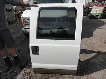 2008 2009 2010 2011 2012 2013 2014 2015 2016 FORD SUPER DUTY CREW CAB RIGHT REAR DOOR, POWER WINDOW. GREAT CONDITION- SCUFFS IN THE PAINT. #13533