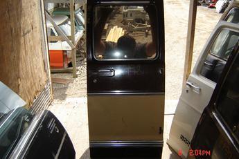 Dodge Van Right Cargo Door