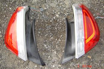 2006 2007 2008 Ford Lincoln MKS Tail light Assembly.  Left & right sides available.